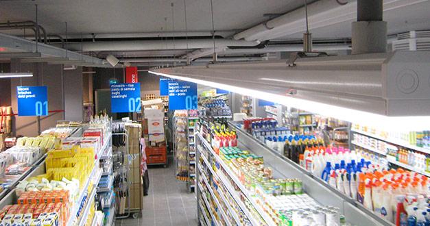 Supermercato Famiglia Cooperativa Perginese