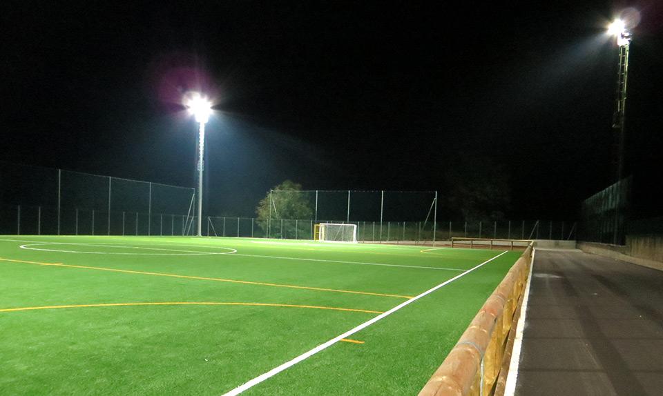 Area Sportiva Comune di Fornace (TN)