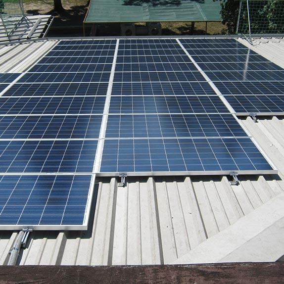 Impianto fotovoltaico 4 scuole di Trento