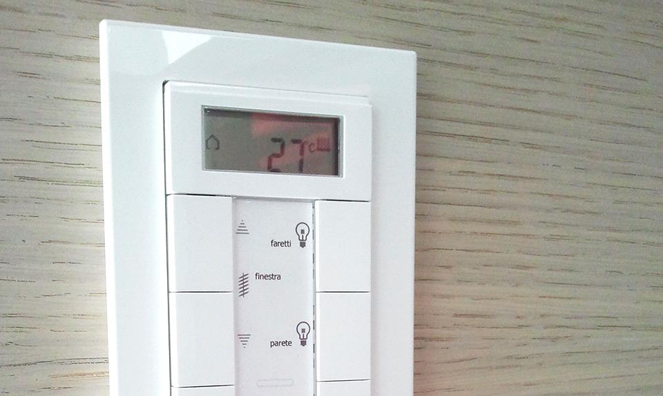 Impianto elettrico appartamento