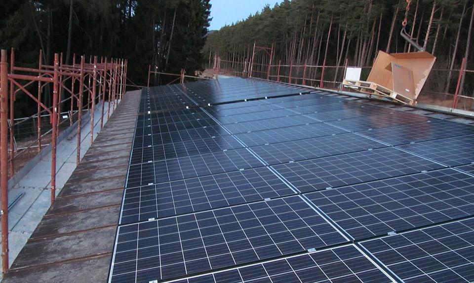 Comunità Alta Valsugana e Bersntol - fotovoltaico intelligente
