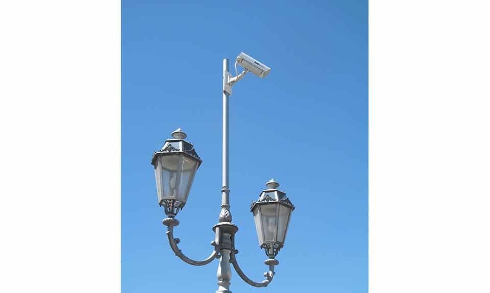 Comune di Caldonazzo - Ampliamento rete fibra ottica comunale - realizzazione del II° lotto Videosorveglianza Urbana
